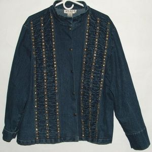 Anage Women Denim Jacket